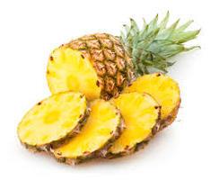 Wyjątkowo zdrowy - Ananas