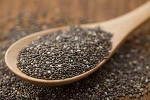 Właściwości nasion chia