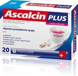 Ascalcin PLUS