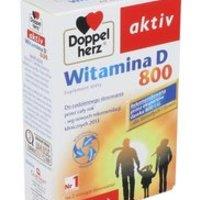 Doppelherz aktiv - Witamina D 800