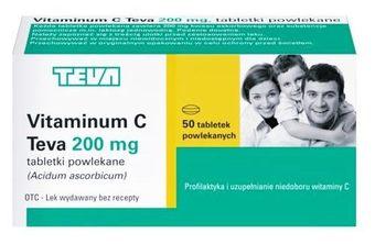 Vitaminum C Teva