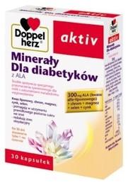 Doppelherz Aktiv - Mineraly Dla Diabetyków