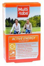 Multi-tabs ACTIVE ENERGY