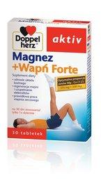 Doppel Herz Aktiv Magnez + Wapń Forte