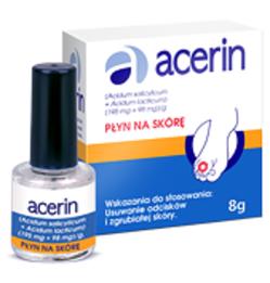 Acerin - Płyn Na Odciski