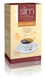 Slim Coffee Gold Carmel