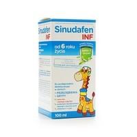 Sinudafen INF - Syrop Dla Dzieci