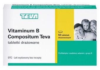 Vitaminum B compositum Teva