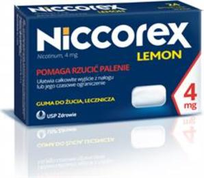 Niccorex Lemon