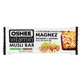 Oshee Vitamin Musli Bar