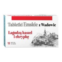 Tabletki Emskie z Wadowic