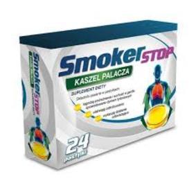 SmokerSTOP Kaszel Palacza