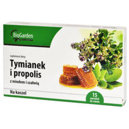 BigGarden Tymianek i Propolis