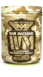 Scitec War Machine