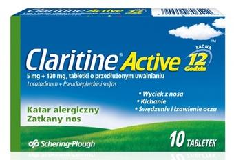 Claritine Active