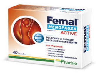 Femal Active Menopauza