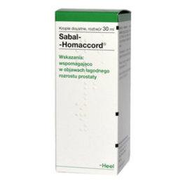 Heel-Sabal - Homaccord