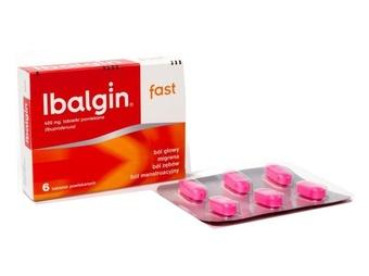 Ibalgin Fast
