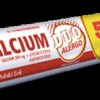 Calcium DUO ALERGO