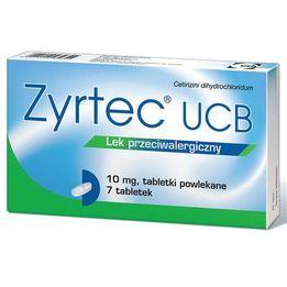 Zyrtec UCB