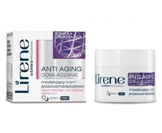 Lirene Anti Aging Odmładzanie