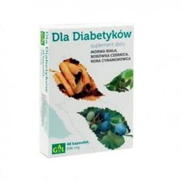 Dla Diabetyków Morwa Biała, Borówka czernica, Kora cynamonowca