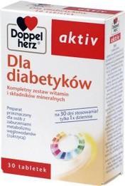 Doppelherz Aktiv Dla diabetyków