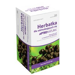 Apteo Natura Herbatka dla odchudzających się