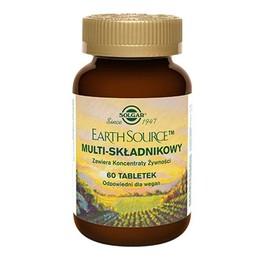 Solgar EarthSource Multi-składnikowy