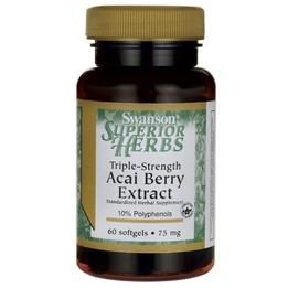 Swanson Acai Berry ekstrakt