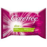 Carefree Aloe - chusteczki do higieny intymnej