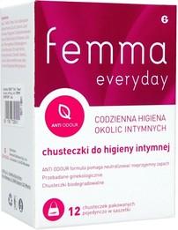 Femma Everyday chusteczki do higieny intymnej