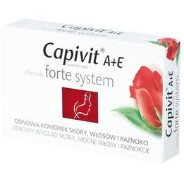 Capivit A+E Forte System