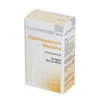 Clotrimazolum Medana
