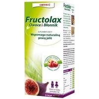 Fructolax Owoce & Błonnik