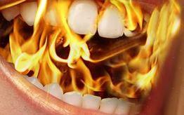 Suchość w jamie ustnej