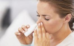 Nawilżanie śluzówki nosa